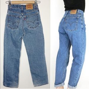 Vintage 550 Relaxed Fit Jeans